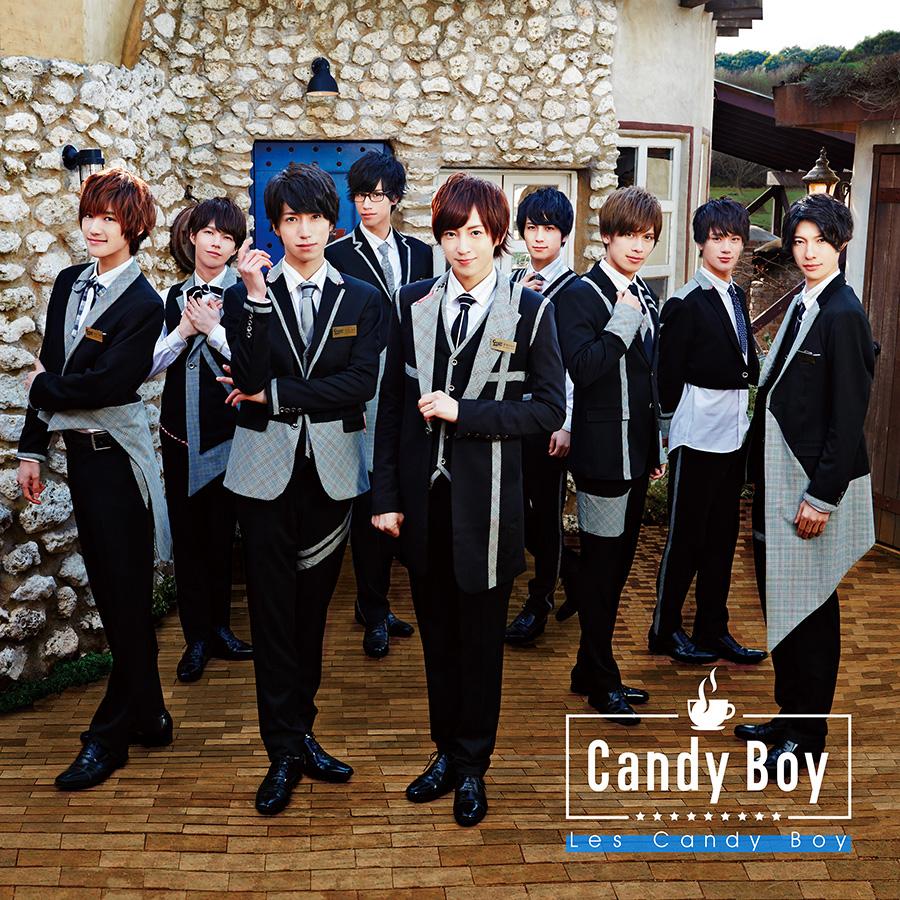 1st mini Album「Les Candy Boy...